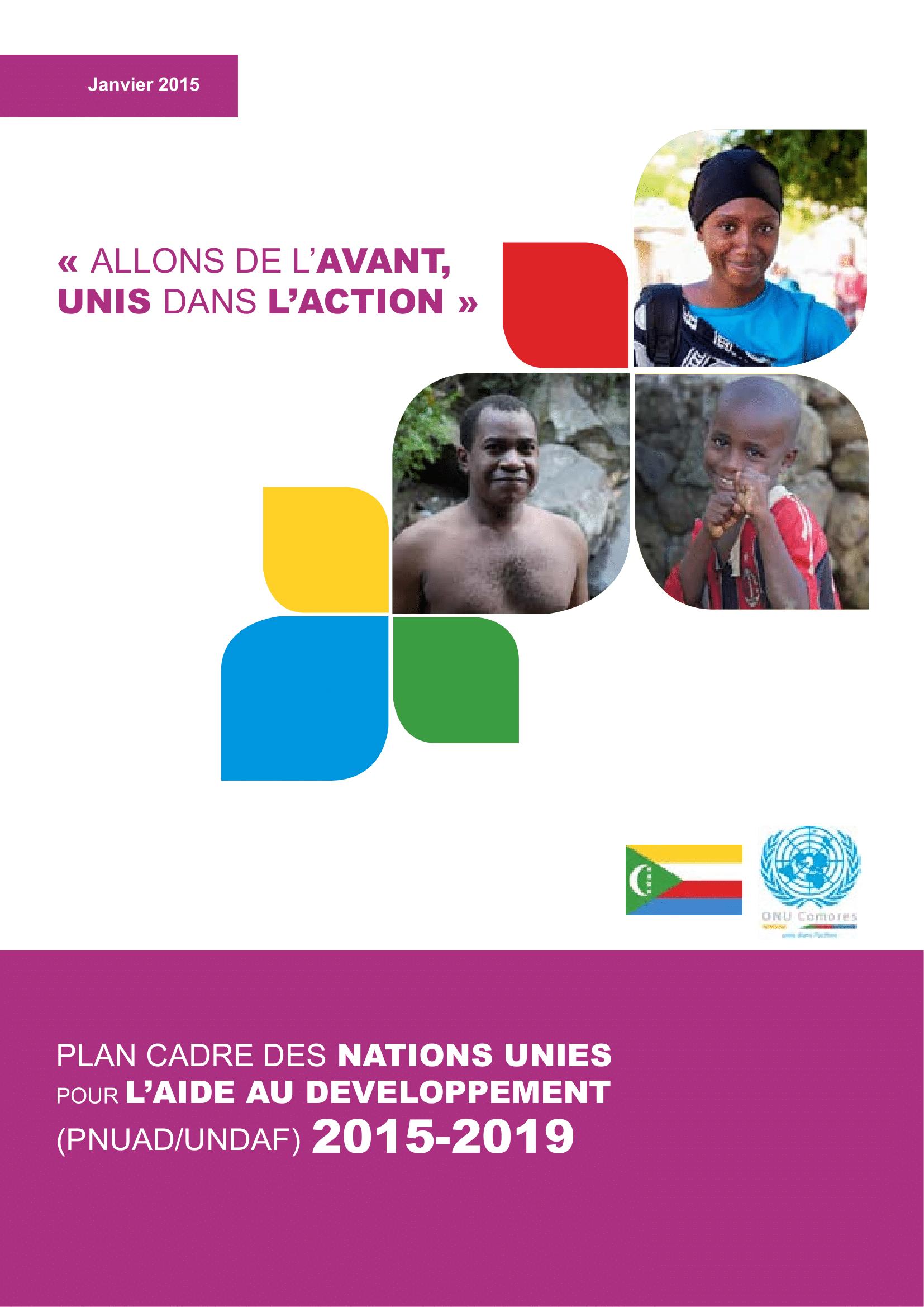 UNDAF Comores