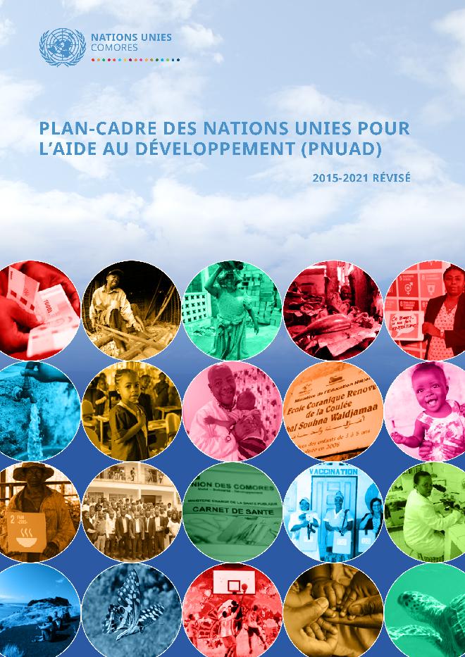 Plan-cadre des Nations Unies pour l'aide au développement 2015-2021